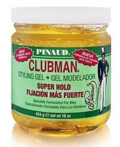 Clubman Super Hold Styling Gel 279251