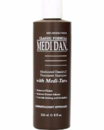 Clubman Medicated Dandruff Treatment Shampoo 11000