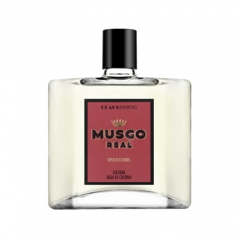 Одеколон Musgo Real Spiced Citrus MR COL SC